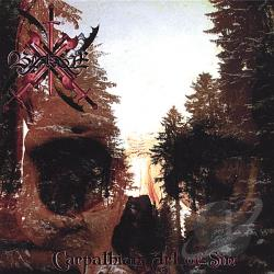 Blakagir - Carpathian Art of Sin CD Cover Art