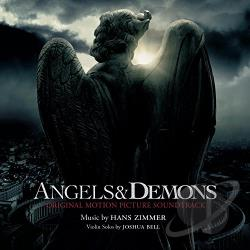 Zimmer, Hans - Angels & Demons CD Cover Art