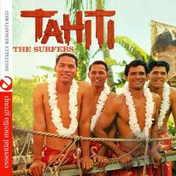 Surfers - Tahiti CD Cover Art