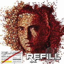 Eminem - Relapse: Refill CD Cover Art