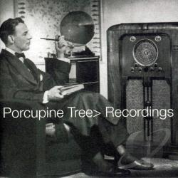 Porcupine Tree - Recordings CD Cover Art