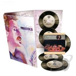 Franks, Michael - Dream 1973-2011 CD Cover Art