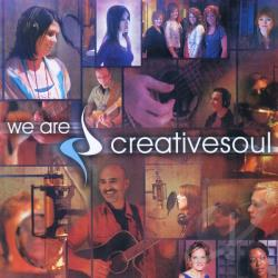 Creative Soul Artists - We Are Creative Soul CD Cover Art