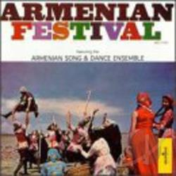 Armenian Festival CD Cover Art