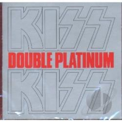 Kiss - Double Platinum CD Cover Art