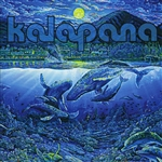 Kalapana - Blue Album CD Cover Art