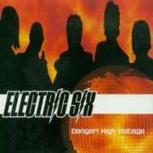 Electric Six - Danger High Voltage Pt.1 DS Cover Art