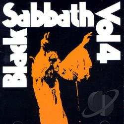 Black Sabbath - Black Sabbath V.4 CD Cover Art