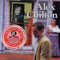 Chilton, Alex - Cliches/Loose Shoes And Tight Pussy CD Cover Art