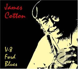 Cotton, James - V-8 Ford Blues CD Cover Art