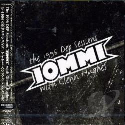 Iommi, Tony - 1996 Dep Sessions CD Cover Art