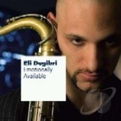 Degibri, Eli - Emotionally Available CD Cover Art