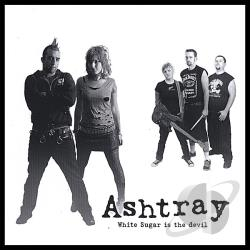 Ashtray - White Sugar In The Devil CD Cover Art