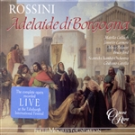 Cullagh, Majella - Rossini: Adelaide di Borgogna CD Cover Art