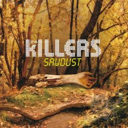 Killers - Sawdust CD Cover Art