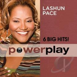 Pace, LaShun - Power Play CD Cover Art