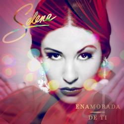 Selena - Enamorada de Ti CD Cover Art