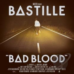 Bastille - Bad Blood CD Cover Art