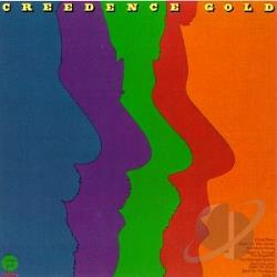 Creedence Clearwater Revival - Creedence Gold CD Cover Art