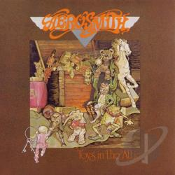 Aerosmith - Toys in the Attic CD Cover Art