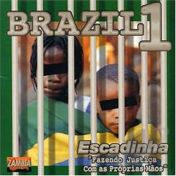 Brazil 1 CD Cover Art
