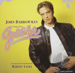 Barrowman / Lindsay / Yates - Grease CD Cover Art