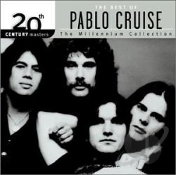 Cruise, Pablo - 20th Century Masters - The Millennium Collection: The Best of Pablo Cruise CD Cover Art