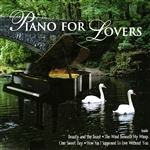 Piano for Lovers CD Cover Art