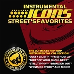 Instrumental Icons: Street's Favorites CD Cover Art