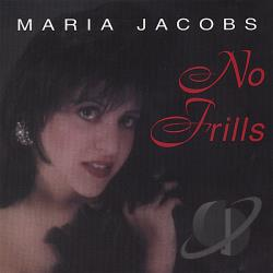 Jacobs, Maria - No Frills CD Cover Art