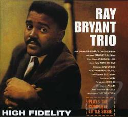 Bryant, Ray - Plays the Complete Little Susie CD Cover Art