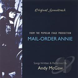 Mcgaw, Andy - Mail Order Annie CD Cover Art