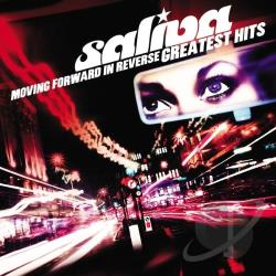 Saliva - Moving Forward in Reverse: Greatest Hits CD Cover Art