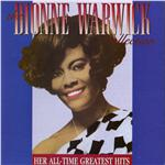 Warwick, Dionne - Dionne Warwick Collection: Her All-Time Greatest Hits DB Cover Art
