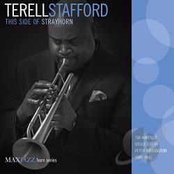 Stafford, Terell - This Side of Strayhorn CD Cover Art