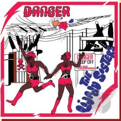 Lijadu Sisters - Danger CD Cover Art