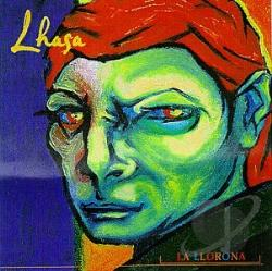 Lhasa - La Llorona CD Cover Art