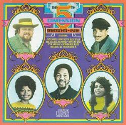 5th Dimension - Greatest Hits on Earth CD Cover Art