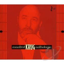 Krug, Manfred - Anthologie CD Cover Art