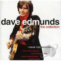 Edmunds, Dave - Collection CD Cover Art