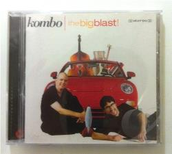 Kombo - Big Blast! CD Cover Art