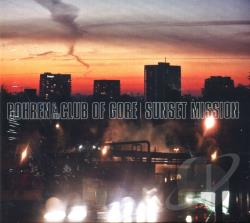 Bohren & Der Club Of Gore - Sunset Mission CD Cover Art
