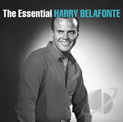 Belafonte, Harry - Essential Harry Belafonte CD Cover Art