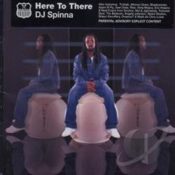 DJ Spinna (Various) - Here To There CD Cover Art