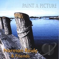 Reidy, Norman - Paint A Picture CD Cover Art