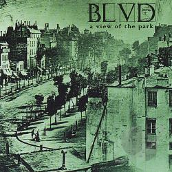 Blvd - View Of The Park CD Cover Art
