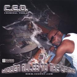 Ceo - Hidden Rules to the Game CD Cover Art