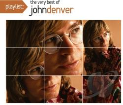 Denver, John - Playlist: The Very Best of John Denver CD Cover Art
