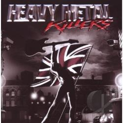 Heavy Metal Killers - Heavy Metal Killers CD Cover Art