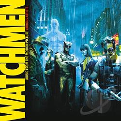 Watchmen CD Cover Art